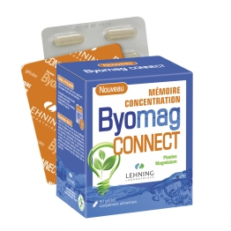 BYOMAG CONNECT 60 GELULES