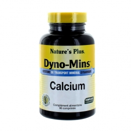 NATURE'S PLUS DYNO-MINS CALCIUM 90 COMPRIMES