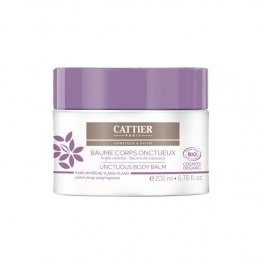CATTIER BAUME CORPS OCTUEUX PECHE YLANG-YLANG BIO 200ML