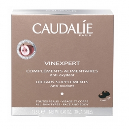 CAUDALIE VINEXPERT COMPLEMENTS ALIMENTAIRES 30 CAPSULES