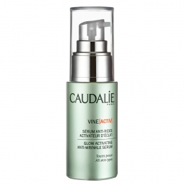 CAUDALIE VINE ACTIV SERUM ANTI-RIDES ACTIVATEUR D'ECLAT 30ML