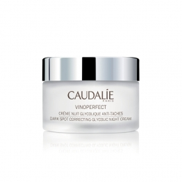 CAUDALIE VINOPERFECT CREME NUIT GLYCOLIQUE ANTI-TACHES 50ML