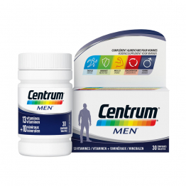 Centrum Men 30 Comprimes Wyeth