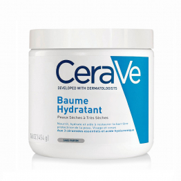 CERAVE BAUME HYDRATANT PEAUX SECHES A TRES SECHES 454G