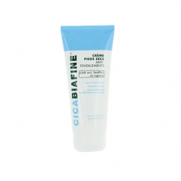 CICABIAFINE CREME PIEDS SECS ANTI-FENDILLEMENTS 100ML