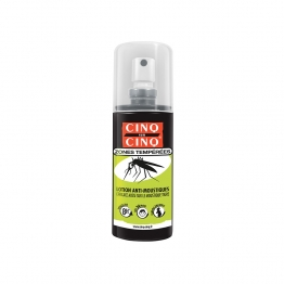 CINQ SUR CINQ SPRAY ZONES TEMPEREES LOTION ANTI-MOUSTIQUE 75 ML