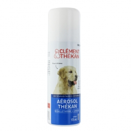 CLEMENT-THEKAN SPRAY ANTIPARASITAIRES EXTERNES CHIEN 175ML