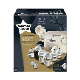 Closer To Nature Kit Allaitement Sterilisateur Tommee Tippee