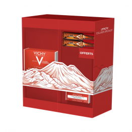 COFFRET ANTI RIDES LIFTACTIV ACTIFS EN PEPTIDES ANTI AGE + VITAMINE C VICHY