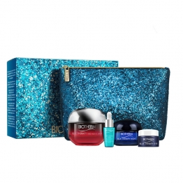 COFFRET BLUE THERAPY RED ALGAE UPLIFT CURE BIOTHERM