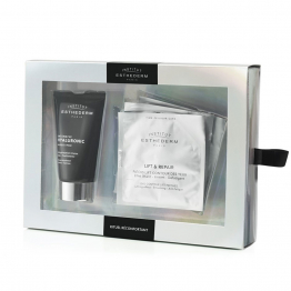 COFFRET MASQUE INTENSIVE HYALURONIC 75ML + 3 PATCHS YEUX OFFERTS ESTHEDERM