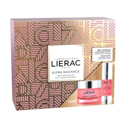 COFFRET GEL-CREME RENOVATRICE ANTI-OX 50ML SUPRA RADIANCE LIERAC