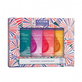 Coffret Gel Douche Cattier
