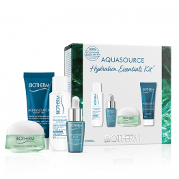 Coffret Hydratation Gel Aquasource Biotherm
