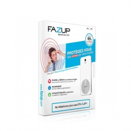 COFFRET INDIVIDUEL 1 PATCH DE PROTECTION CONTRE LES ONDES MOBILES FAZUP