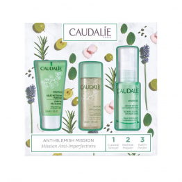 Coffret Mission Anti-imperfections Vinopure Caudalie