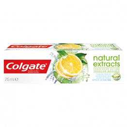 COLGATE DENTIFRICE NATURALS EXTRACT FRAICHEUR ULTIME 75ML