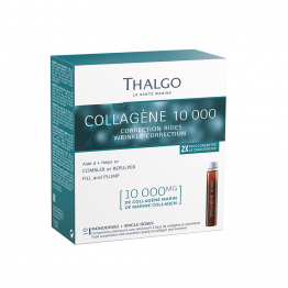 Collagène 10 000 10 monodoses Thalgo