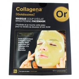 COLLAGENA MASQUE HYDROGEL COUP D'ECLAT X5