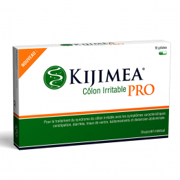 COLON IRRITABLE PRO 10 GELULES KIJIMEA