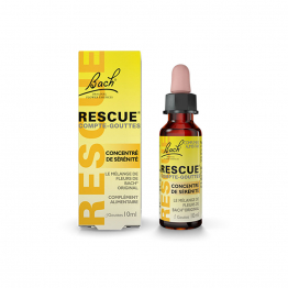 CONCENTRE DE SERENITE GOUTTES 10ML RESCUE BACH