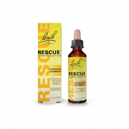 CONCENTRE DE SERENITE GOUTTES 20ML RESCUE BACH