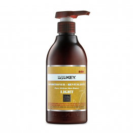 CONDITIONER APRES-SHAMPOOING REPARATEUR LEGER 500ML DAMAGE REPAIR LIGHT BEURRE DE KARITE PUR D'AFRIQUE SARYNA KEY