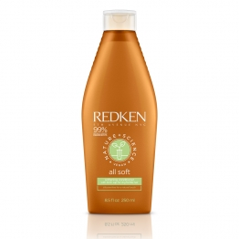 CONDITIONNER APRES-SHAMPOOING ALL SOFT 250ML NATURE + SCIENCE REDKEN