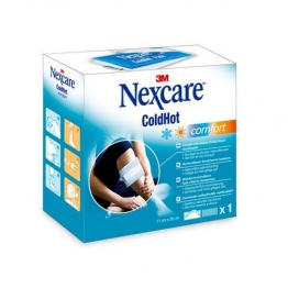 COUSSIN THERMIQUE FROID CHAUD 11X26CM COLD HOT COMFORT NEXCARE