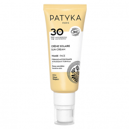 Crème Solaire Visage SPF30 40ml Protection Solaire - PATYKA