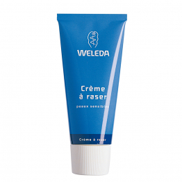 CREME A RASER PEAUX SENSIBLES HOMME 75ML WELEDA
