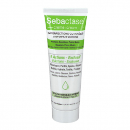 CREME IMPERFECTIONS CUTANEES 50ML SEBACTASE 3C PHARMA