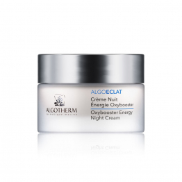 Creme nuit energie oxybooster 50ml AlgoEclat Algotherm