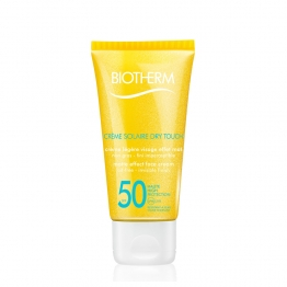 CREME SOLAIRE DRY TOUCH VISAGE EFFET MAT SPF50 50ML BIOTHERM