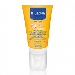 CREME SOLAIRE VISAGE SPF 50+ HAUTE PROTECTION 40ML MUSTELA