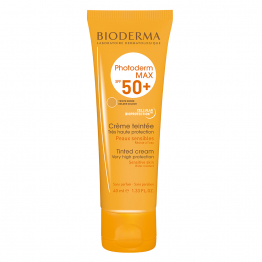 Creme Teintee Doree Spf 50+ 40ml Photoderm Bioderma