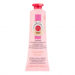 CREME MAINS ET ONGLES 30ML GINGEMBRE ROUGE ROGER & GALLET