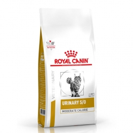 CROQUETTES POUR CHAT 1.5KG URINARY S/O MODERATE CALORIE ROYAL CANIN