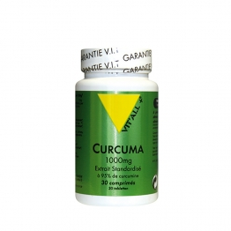 VIT'ALL+ CURCUMA 1000MG 30 GELULES