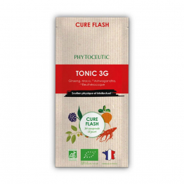 CURE FLASH TONIC 3G 30 COMPRIMES Phytoceutic
