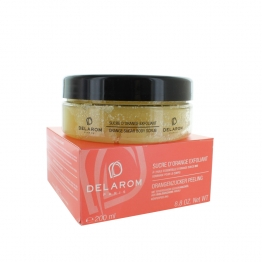 DELAROM SUCRE D'ORANGE EXFOLIANT 200ML