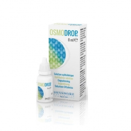 OSMODROP SOLUTION OPHTALMIQUE 8ML
