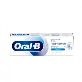 Dentifrice Blancheur 75ml Pro-Repair Gencives Et Email Oral-B