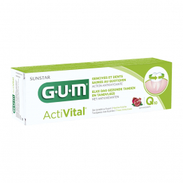 Dentifrice Gencives Et Dents Saines Q10 75 ml ActiVital Gum