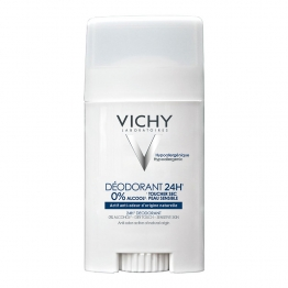 DEODORANT STICK 24H 40ML PEAUX REACTIVES VICHY