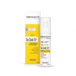 DERMACEUTIC SUN CEUTIC TEINTEE SPF50+ AGE DEFENSE 50ML