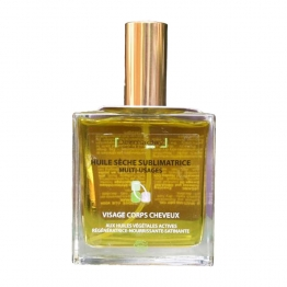 DERMACLAY HUILE SECHE MULTI-USAGES 100ML