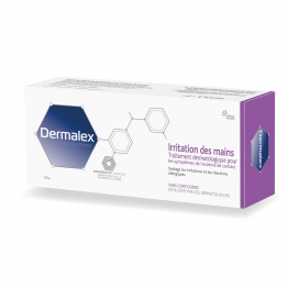 DERMALEX IRRITATION DES MAINS 100G