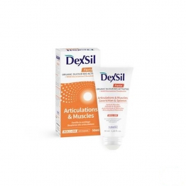 DEXSIL GEL ARTICULATIONS ET MUSCLES FORTE 50ML