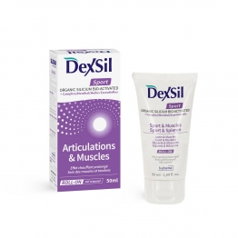 DEXSIL GEL ARTICULATIONS ET MUSCLES SPORT 50ML